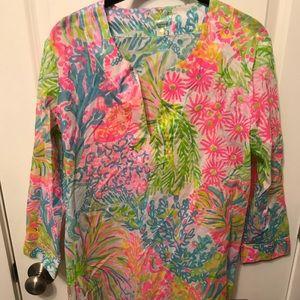 Lilly Pulitzer Marco Island Tunic/Dress